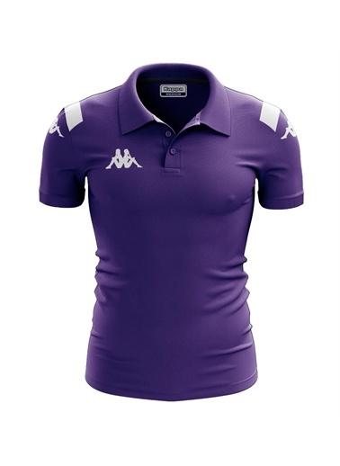 Kappa Player Kamp Polo T-Shirt Abıang4 4Team  Mor